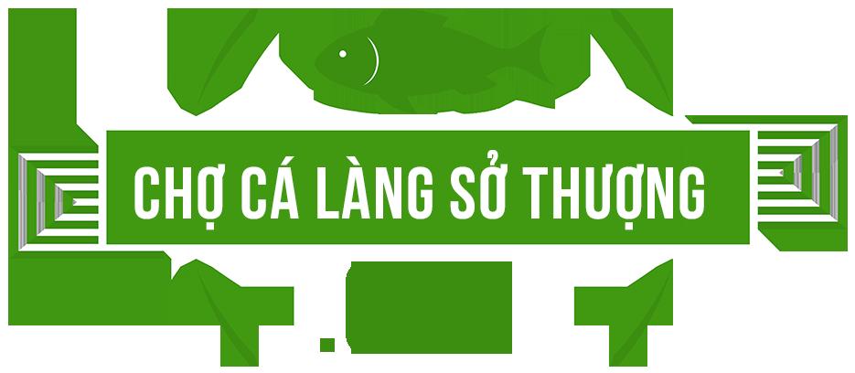 Chợ cá làng Sở Thượng